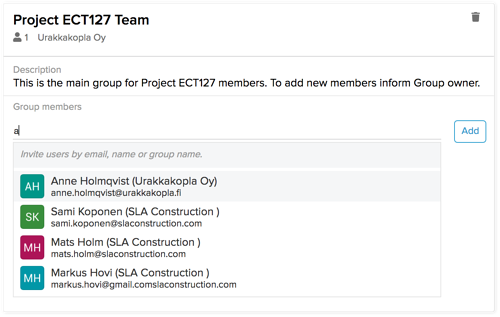 Using-SignSpace-group-add-members-autocomplete
