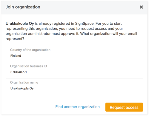SignSpace-getting-started-join-org-request-access