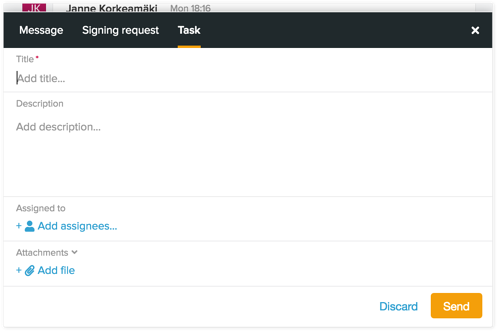 Using-SignSpace-new-task-reply-bar