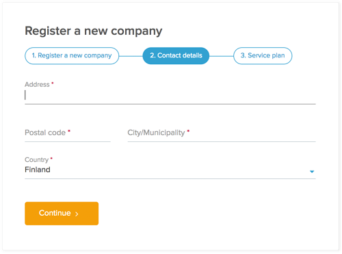 SignSpace-getting-started-register-org-step-two